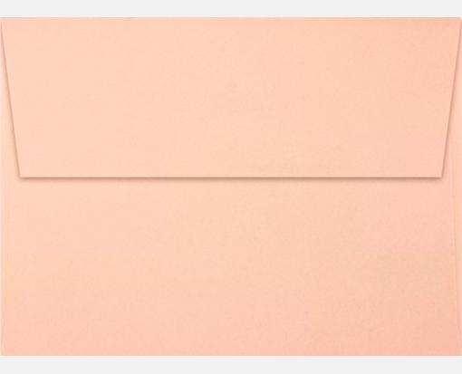 Blush pink a7 envelopes square flap 5 14 x 7 14 envelopes a7 invitation envelopes 5 14 x 7 14 stopboris Gallery