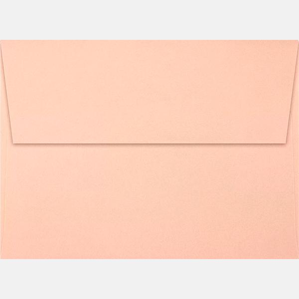 Blush pink a7 envelopes square flap 5 14 x 7 14 envelopes a7 invitation envelopes 5 14 x 7 14 stopboris Choice Image