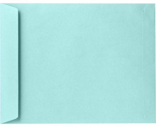 9 x 12 Open End Envelopes Seafoam