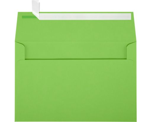 A9 Invitation Envelopes (5 3/4 x 8 3/4) Limelight