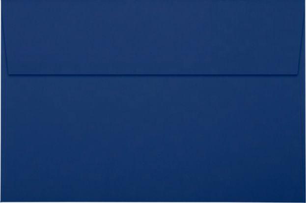 Navy Blue A9 Envelopes Square Flap 5 3 4 X 8 3 4