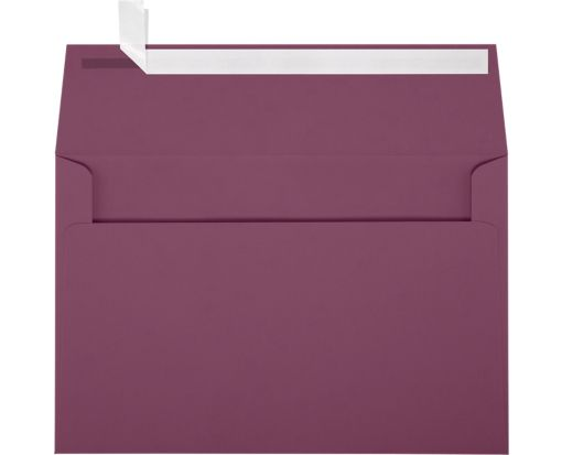 A9 Invitation Envelopes (5 3/4 x 8 3/4) Vintage Plum
