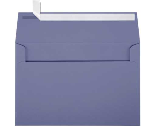 A9 Invitation Envelopes (5 3/4 x 8 3/4) Wisteria
