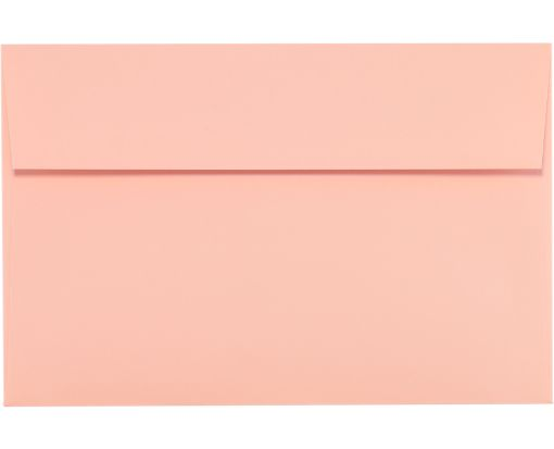 A9 Invitation Envelopes (5 3/4 x 8 3/4) Blush