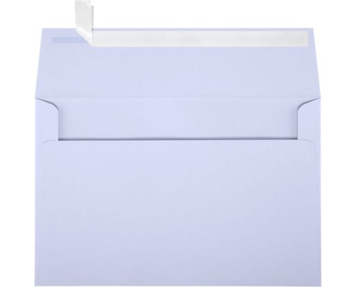 A9 Invitation Envelopes (5 3/4 x 8 3/4) Lilac