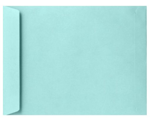 10 x 13 Open End Envelopes Seafoam