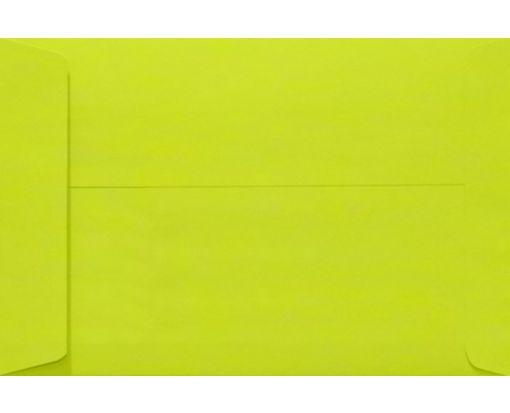 10 x 13 Open End Envelopes Wasabi