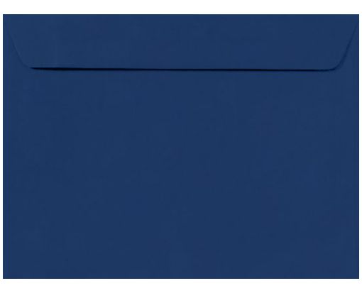 9 x 12 Booklet Envelopes Navy