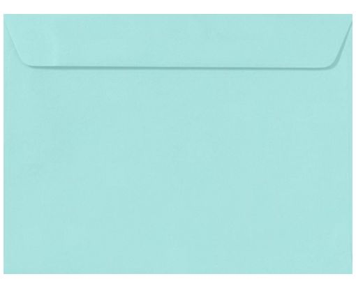 9 x 12 Booklet Envelopes Seafoam