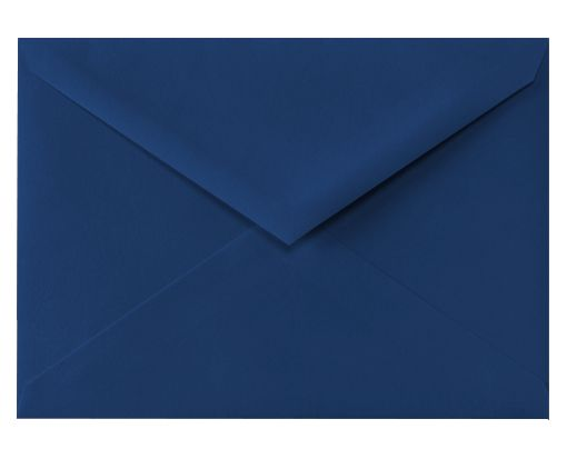 4 BAR Envelopes (3 5/8 x 5 1/8) Navy