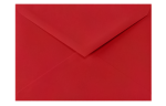 4 BAR Envelopes Ruby Red