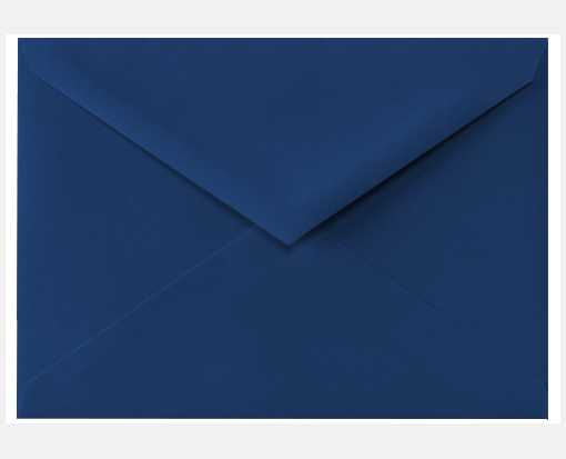 5 1/2 BAR Envelopes (4 3/8 x 5 3/4) Navy