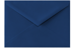5 1/2 BAR Envelopes Navy