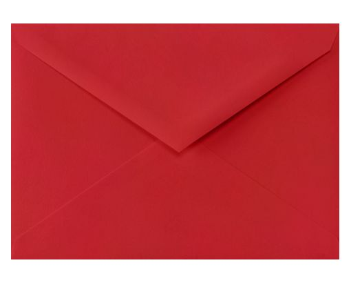 5 1/2 BAR Envelopes (4 3/8 x 5 3/4) Ruby Red