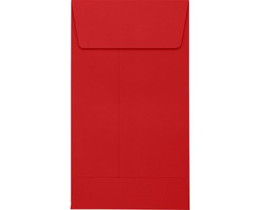 #5 1/2 Coin Envelopes (3 1/8 x 5 1/2) Ruby Red