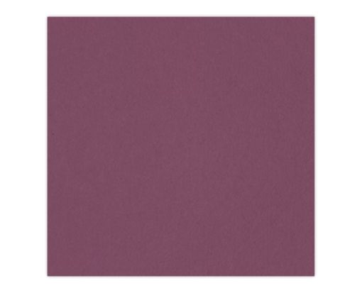 6 1/4 x 6 1/4 Petals (5 1/8 x 5 1/8) Layer Card Vintage Plum