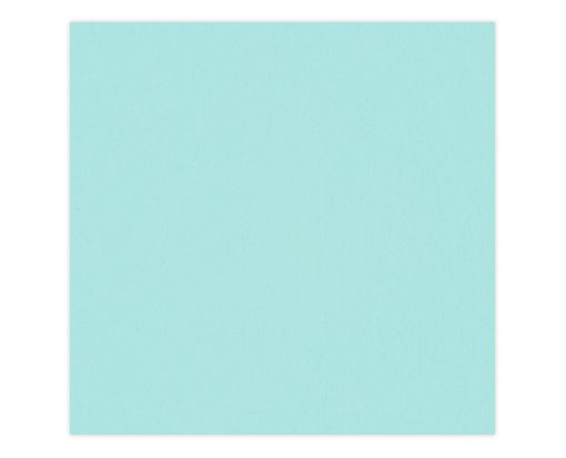 6 1/4 x 6 1/4 Petals (5 1/8 x 5 1/8) Layer Card Seafoam