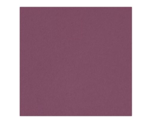 6 1/4 x 6 1/4 Petals (6 1/8 x 6 1/8) Base Layer Card Vintage Plum