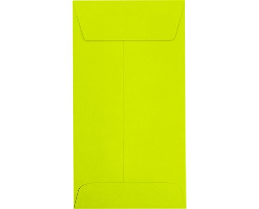 #7 Coin Envelopes (3 1/2 x 6 1/2) Wasabi