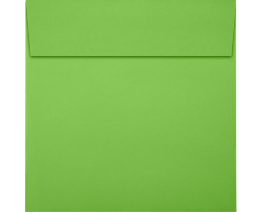5 x 5 Square Envelopes Limelight