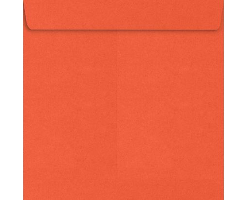 7 1/2 x 7 1/2 Square Envelopes Tangerine