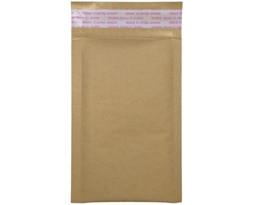 #000 LUX Kraft Bubble Mailer Envelopes Grocery Bag