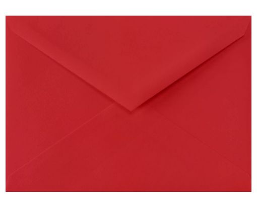Lee BAR Envelopes (5 1/4 x 7 1/4) Ruby Red