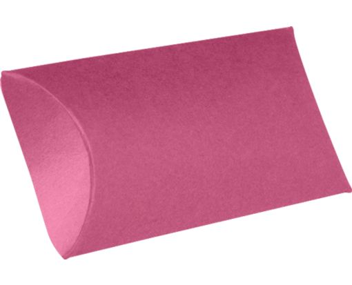 Medium Pillow Boxes (2 1/2 x 7/8 x 4) Magenta