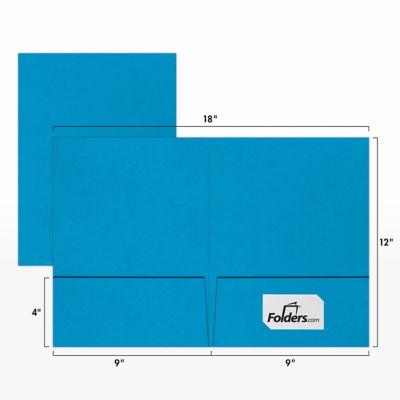 9 x 12 Presentation Folders Pool