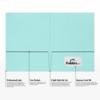 9 x 12 Presentation Folders Seafoam