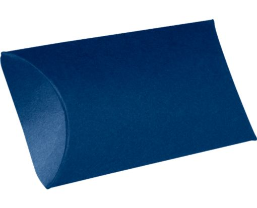 Small Pillow Boxes (2 x 3/4 x 3) Navy