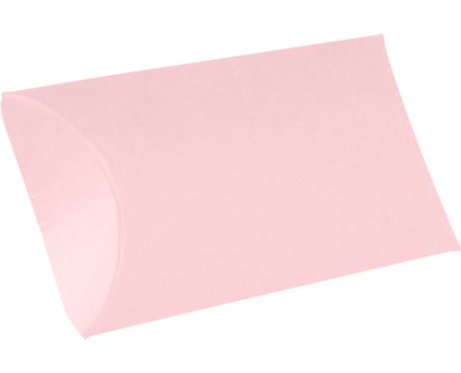 Small Pillow Boxes (2 x 3/4 x 3) Candy Pink