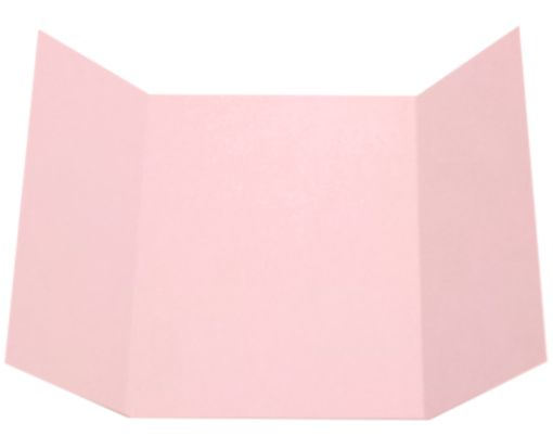 A7 Gatefold Invitation (5 x 7) Candy Pink
