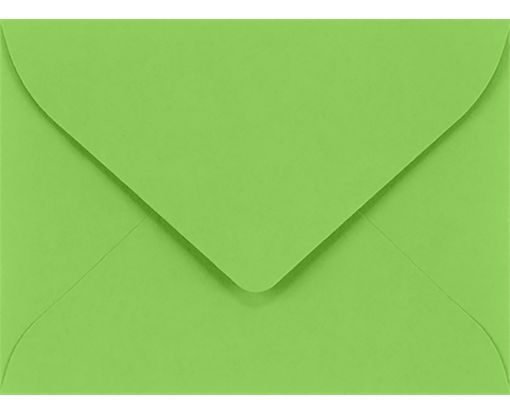 #17 Mini Envelopes (2 11/16 x 3 11/16) Limelight