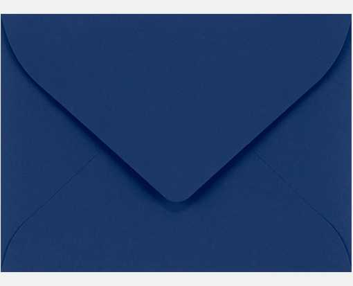 #17 Mini Envelopes (2 11/16 x 3 11/16) Navy