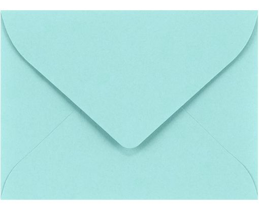 #17 Mini Envelopes (2 11/16 x 3 11/16) Seafoam