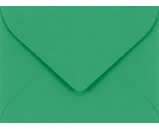 #17 Mini Envelopes (2 11/16 x 3 11/16) Holiday Green