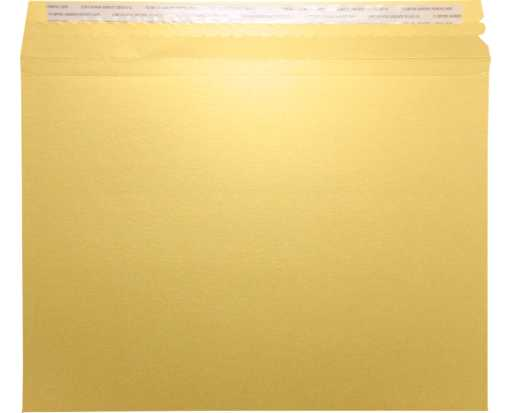 LUX Mailers (9 1/2 x 12 1/2) Gold Metallic