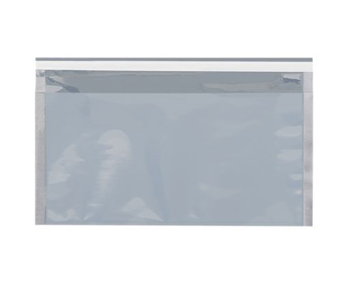 6 1/4 x 10 1/4 Glamour Mailers Translucent Silver