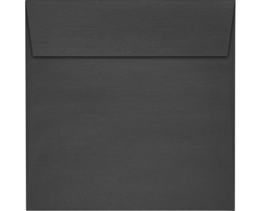 6 1/2 x 6 1/2 Square Envelopes Anthracite Metallic