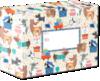 Mailing Box Medium (12 x 9 x 6) Go Dog
