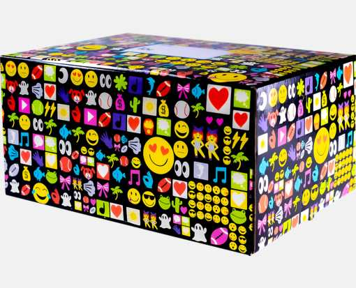Mailing Box Medium - Emojis Emojis