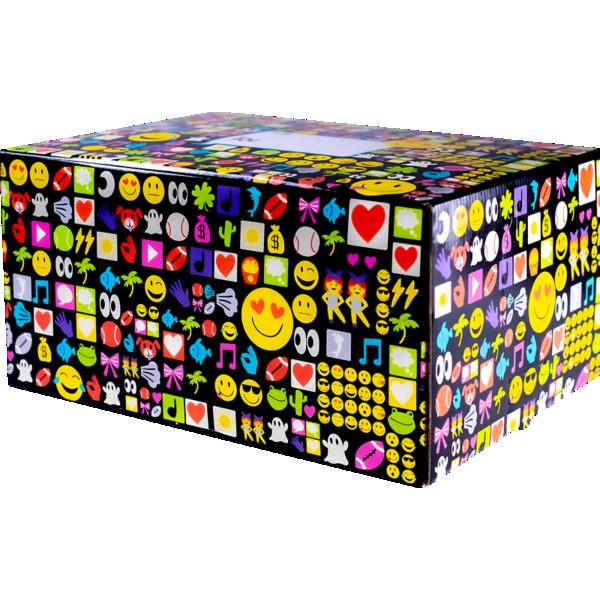 Mailing Box Medium - Emojis Emojis