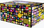 Mailing Box Medium - Emojis Assorted