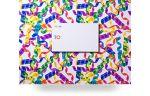 Mailing Box Medium Streamers