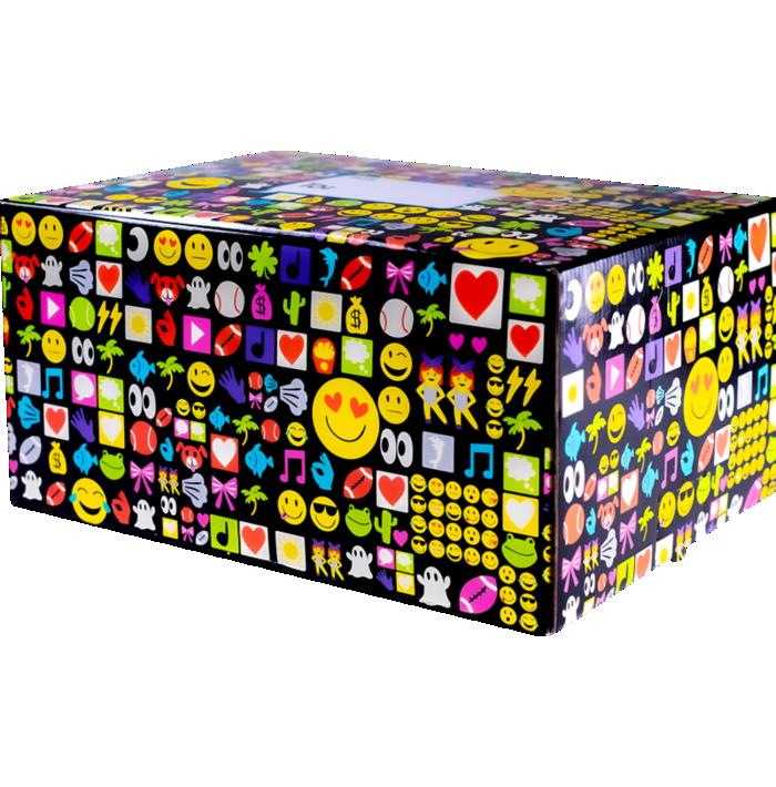 Mailing Box Small - Emojis Emojis