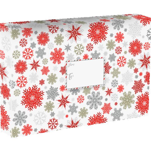 Mailing Box Large  Sparkleflake