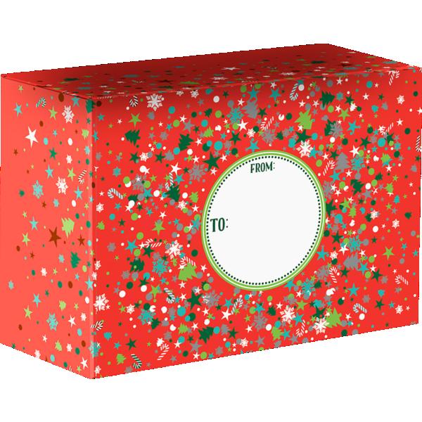 Mailing Box Medium - Christmas Party Christmas Party