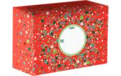 Mailing Box Medium - Christmas Party