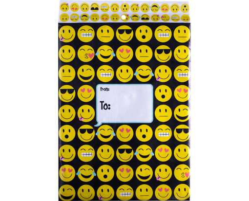 Medium Tyvek Padded Mailing Envelopes Emojis